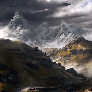 Slyscera Mountains